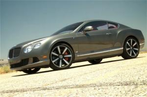 616-HP Bentley Continental GT Speed Evaluated on Ignition