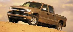2001 Truck of the Year Winner - 2001 Chevrolet Silverado Heavy Duty - Motor Trend