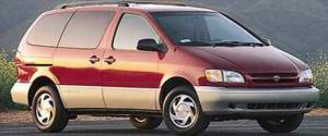 1998 Toyota Sienna Price, Review, Specs & Road Test - Motor Trend