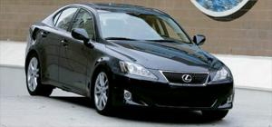 2006 Lexus IS350 - Road Test & First Test - Motor Trend