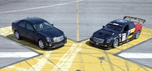 Cadillac CTS-v R vs. Cadillac CTS-v - Full-size Sedan Road Test & Review Engine - Motor Trend