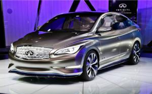 Infiniti LE Concept First Look - 2012 New York Auto Show - Motor Trend