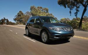 2012 Nissan Murano Photo Gallery - Motor Trend