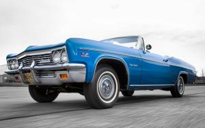 1966 Chevrolet Impala SS427 Convertible Wallpaper Gallery - Motor Trend Classic