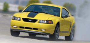 2003 Ford Mustang Mach 1 - First Drive & Road Test Review - Motor Trend