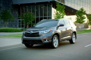 2014 Toyota Highlander First Drive - Motor Trend