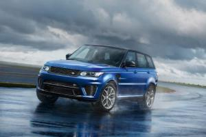 2015 Land Rover Range Rover Sport SVR First Look - Motor Trend