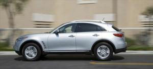 2009 Infiniti FX35 AWD - Specifications - Quick Test - Motor Trend