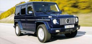 2005 Mercedes-Benz G55 AMG - First Drive & Road Test Review - Truck Trend