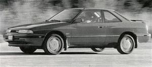 1989 Mazda MX-6 4WS First Drive - Motor Trend