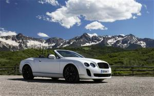 2011 Bentley Continental Supersports Convertible First Drive - Motor Trend