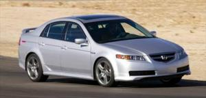 2004 Acura TL A-Spec Chassis, Handling & Specifications - Tuners - Motor Trend