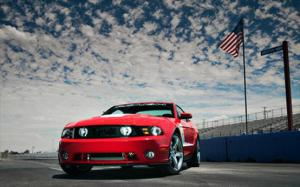 2010 Roush 427R Ford Mustang Wallpaper Photos - Motor Trend