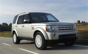 2010 Land Rover LR4 First Drive - Land Rover LR4 review and photos - Motor Trend