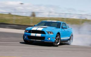 2010 Ford Shelby GT500 First Test - Motor Trend