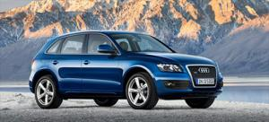 2009 Audi Q5 - First Look - Motor Trend