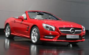 2013 Mercedes-Benz SL-Class First Look - Motor Trend