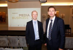 Nye tall for mediebransjen - gaming tar av