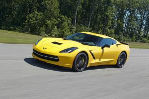 2014 Chevrolet Corvette Stingray Z51 has 3.8-Second 0-60 MPH Time