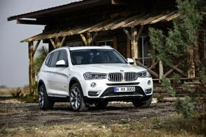 2015 BMW X3 First Look - Motor Trend
