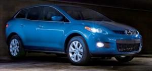 2007 Mazda CX-7 Engine, Specs & Pricing - Crossover SUV Road Test - Motor Trend