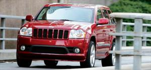 2006 Jeep Grand Cherokee SRT8 - First Look & Review - Motor Trend