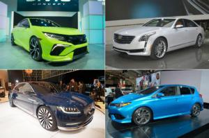 Chevrolet Malibu - Cars Of The 2015 New York Auto Show