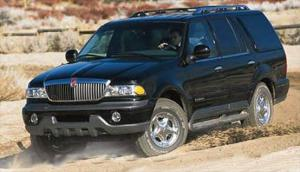 1999 Lincoln Navigator Price, Interior, Accessories & Fuel Economy - Road Tests - Motor Trend
