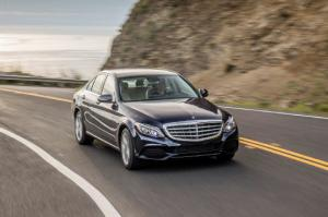 2016 Mercedes-Benz C350e Plug-In Hybrid First Drive - Motor Trend