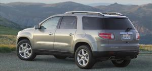 2007 GMC Acadia: First Test - Page Two- Motor Trend