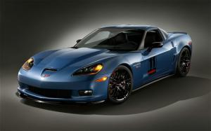 2011 Chevrolet Corvette Z06 Carbon Limited Edition First Look - Motor Trend