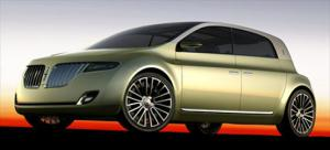 Lincoln C Concept - First look at photos of Lincoln's 2009 Detroit show concept - Motor Trend