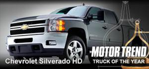 2011 Motor Trend Truck Of The Year: Chevrolet Silverado HD - Motor Trend