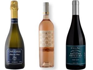 Espumantes, brancos, rosés e tintos a partir de R$ 79 a garrafa estão entre as sugestões para comemorar o dia delas, no segundo domingo de maio