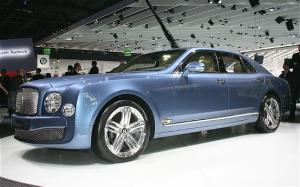 2011 Bentley Mulsanne First Look - Motor Trend