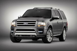 2015 Ford Expedition First Look - Motor Trend