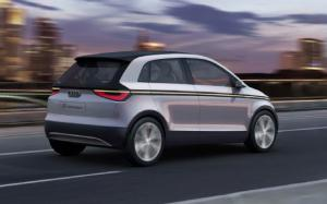 Audi A2 Takes Aim at BMW i3 - Motor Trend