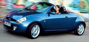 2004 Ford StreetKa Convertible - Road Test Review - Motor Trend