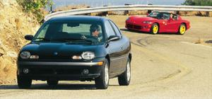 1996 Plymouth Neon Sport Coupe - Long Term Test - Consumer Checklist - Motor Trend Magazine