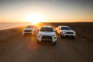 We Are the Baja Stormtroopers: L.A. to Cabo in Toyota's TRD Pro Lineup