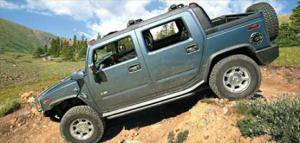 2005 Hummer H2 SUT - First Drive & Road Test Review - Truck Trend