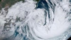 O novo ciclone deve ser menos intenso e não é classificado como ciclone bomba. Entretanto, o fenômeno passa por um Estado com estruturas ainda abaladas