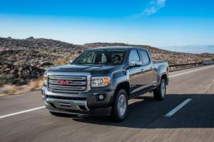 2015 GMC Canyon V-6 First Test - Motor Trend