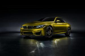 BMW M4 Coupe Concept First Look - Motor Trend