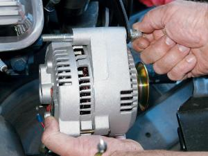 how to troubleshoot alternator charging systems mustang monthly how to install a single wire alternator