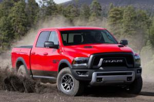 2015 Ram 1500 Rebel First Drive - Motor Trend