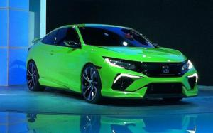 Honda Civic Concept First Look - Motor Trend