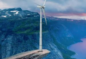 - Vi som ikke ser vindmøller fra stuevinduet, har lettere for å være for vindkraft
