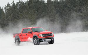 2011 Ford SVT Raptor SuperCrew Specs - Motor Trend