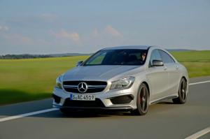 2014 Mercedes Benz CLA45 AMG First Drive - Motor Trend